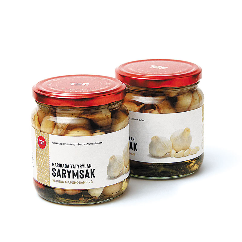 Teri Pickled Garlic 480 g